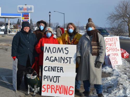 Protest blur 3